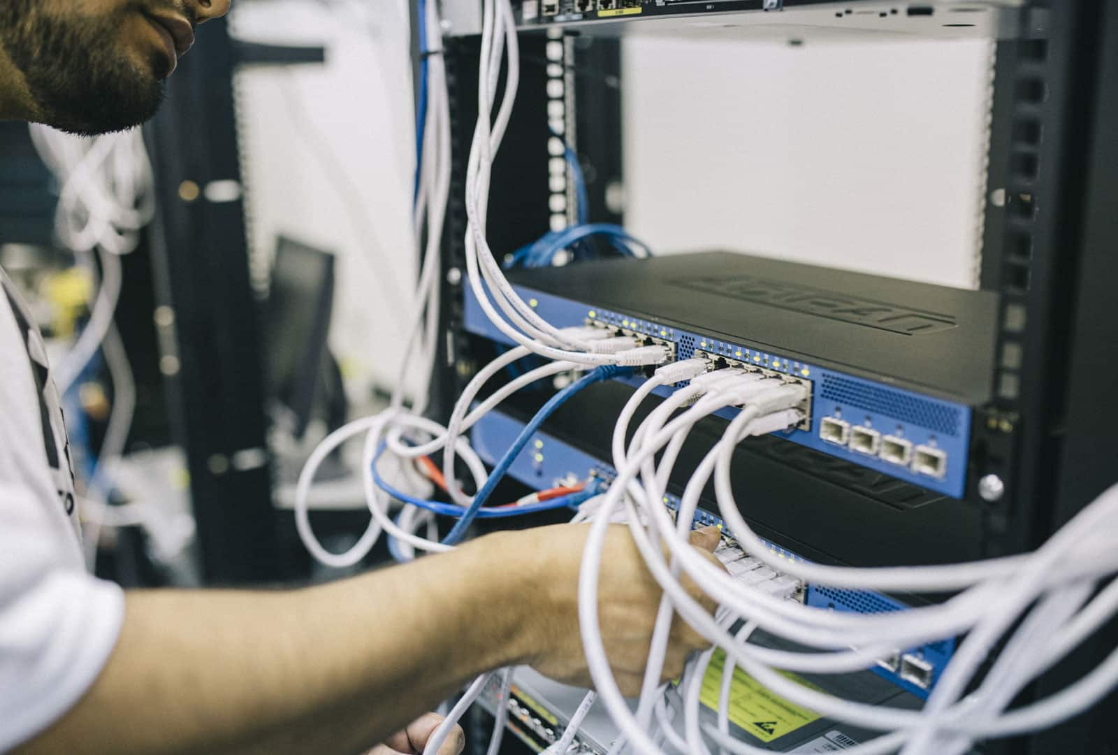 IT Infrastructure – HarpData